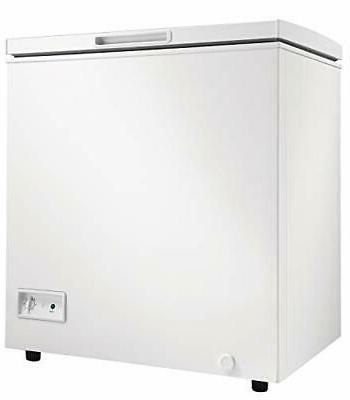 diplomat 5 0 cu ft chest freezer