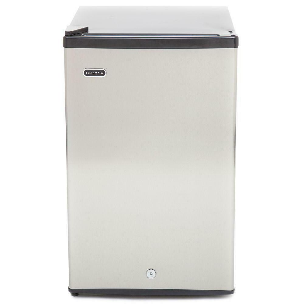 energy star stainless steel upright