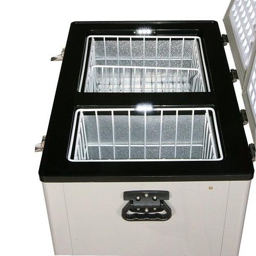 Whynter FM-62DZ Zone Portable Refrigerator/Freezer