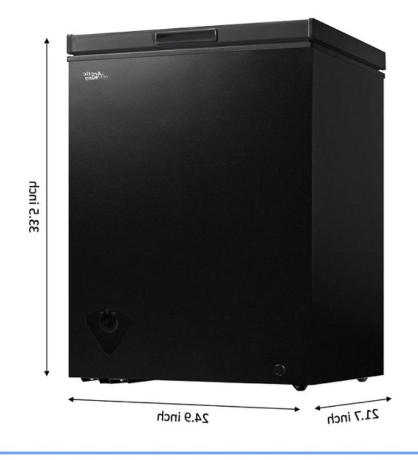 free shipping 5 cu ft chest freezer