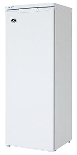 Igloo FRF690B Upright Freezer, 6.9 Cubic Feet, White