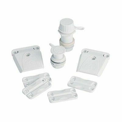 Igloo Hinges and latches Parts Kit Replacement For Ice Chest