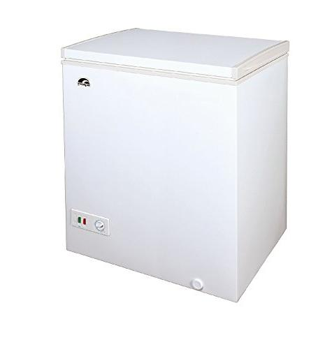 igloo chest freezer