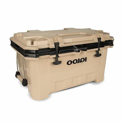 Igloo IMX 70 Qt. Insulated Ice Chest Roto-Molded Cooler w/ H
