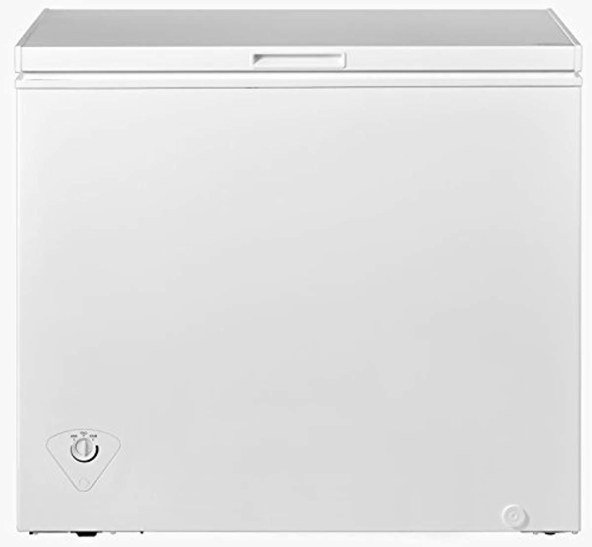 mrc070s0aww chest freezer 7 0 cubic feet