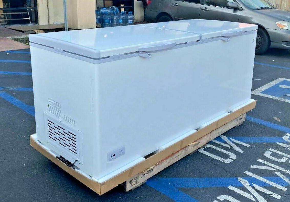 NEW Lock Freezer Storage Cabinet ETL Commercial XF-750