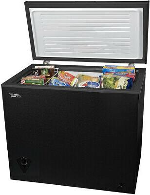 7 cu ft easy clean with removable