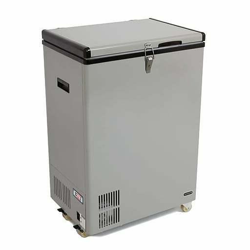 portable wheeled freezer