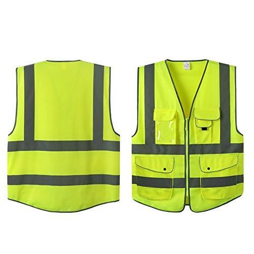 reflective vest safety visibility
