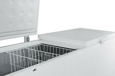 """Summit SCFM252 90""""W Capacity Chest Freezer"""