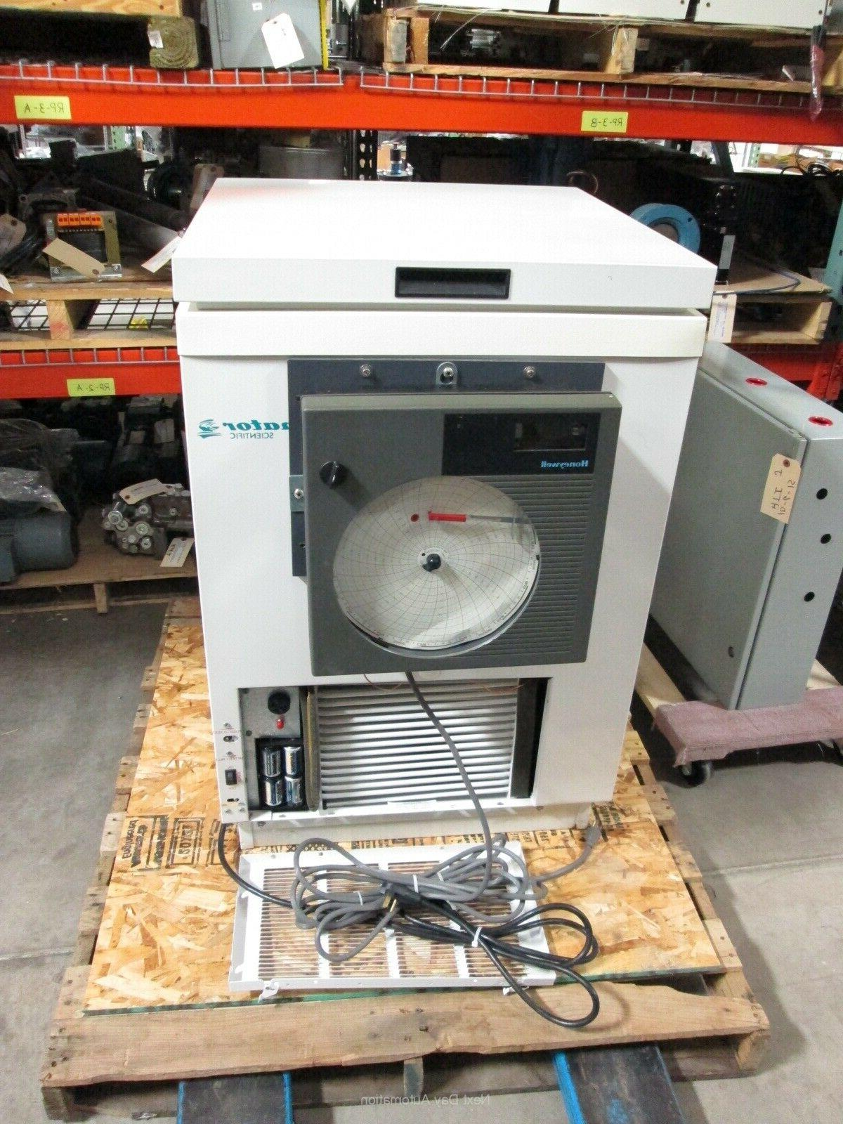 scientific uc540 chest freezer tested to 46c