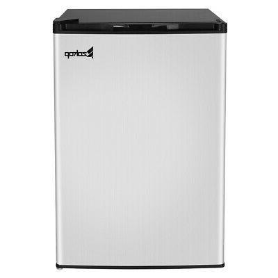 Single Door Upright Freezer Refrigerator Household Appliance