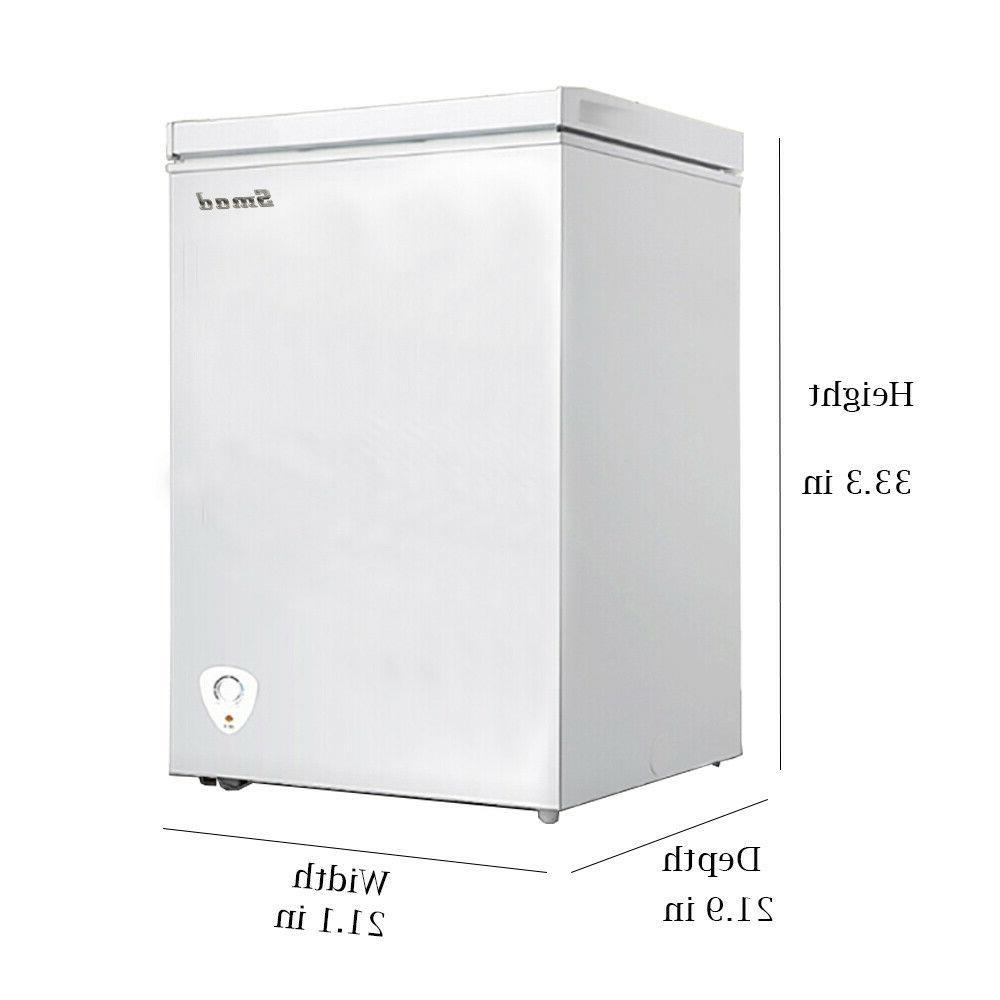 Smad 3.4 Chest Freezer Garage Kitchen