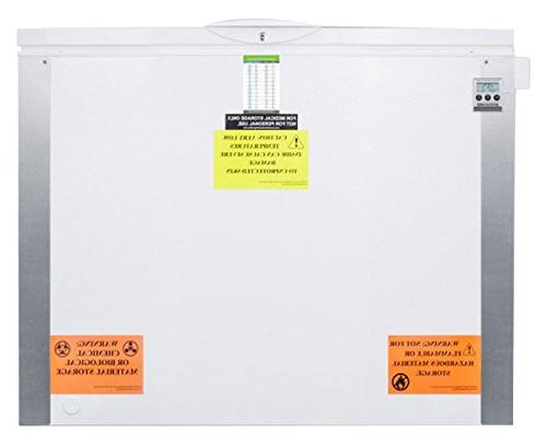 vlt1250 white chest freezer
