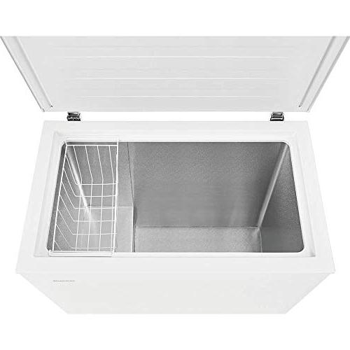 Frigidaire Cu. Ft. White Chest Freezer