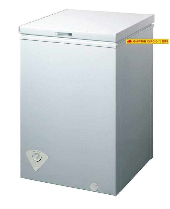 whs 129c1 single door chest freezer 3