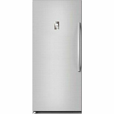 whs 507fwess1 14 cf upright freezer e