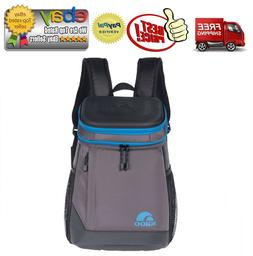 Igloo MaxCold Maxpack 18 Can Backpack Cooler - Black *BEST D