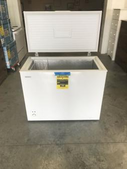 New 7.0 Chest Deep Freeze Freezer Conservator Pick Up Only