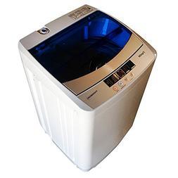 Panda PAN56MGW2 Compact Portable Washing Machine, 1.6cu.ft/1
