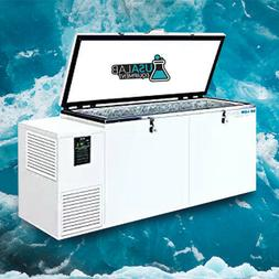 So-Low -40°C to -85°C Ultra Low Chest Freezer 3 Cu. Ft. to