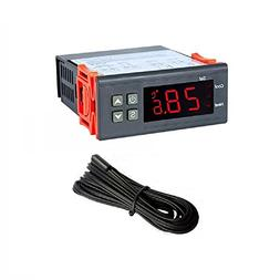 Jaybva Digital Temperature Controller for Freezer STC-1000 P