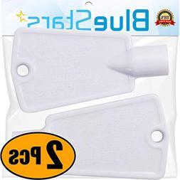 Ultra Durable 297147700 Freezer Door Key Replacement part by