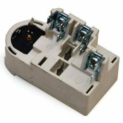 Universal TY-QZ Refrigerator PTC Start Relay+Overload Protec