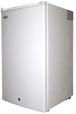 Spt - 3.0 Cu. Ft. Upright Freezer - White