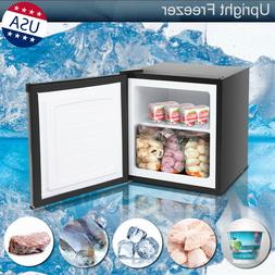 Upright Freezer Refrigerator Chest Frozen Food Cold Storage