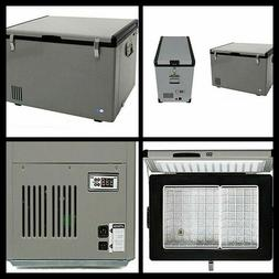 Whynter Portable Fridge True Freezer Cooler 85 Quart AC 110V